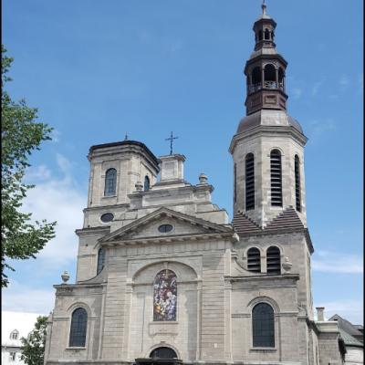 Basilique-Cathédrale Notre-Dame de Québec