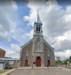 Église de La Présentation-de-la-Sainte-Vierge