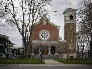 Église Sainte-Claire